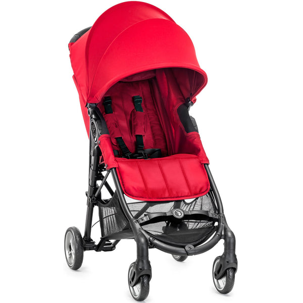 Baby Jogger City Mini Zip Stroller Red Ny Baby Store