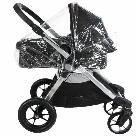 Baby Jogger City Select Bassinet Rain Cover