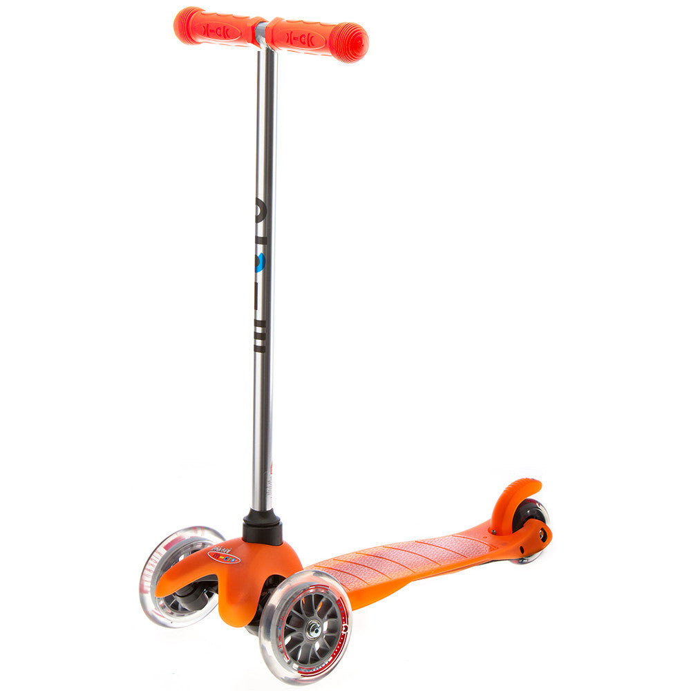 Micro Kickboard Mini Scooter, Orange