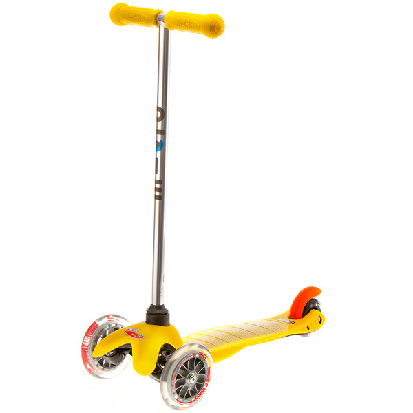 Micro Kickboard Mini Scooter, Yellow