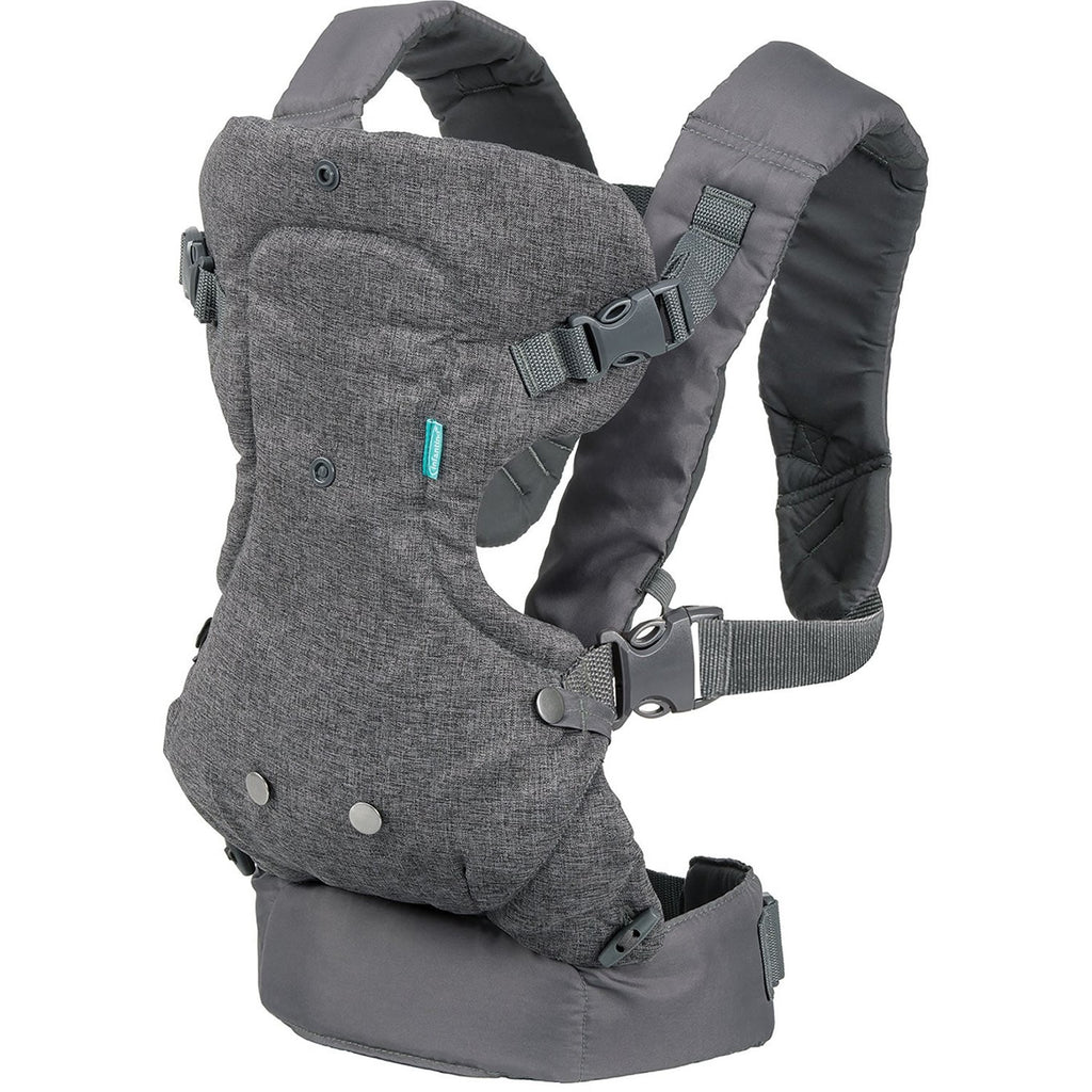 Infantino Flip Advanced 4-in-1 Convertible Carrier - Grey