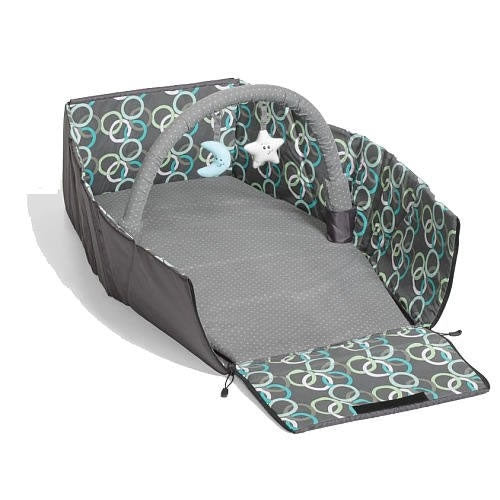 Infantino Fold and Go Travel Bed for baby