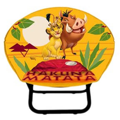 Disney Lion King Mini Saucer Chair
