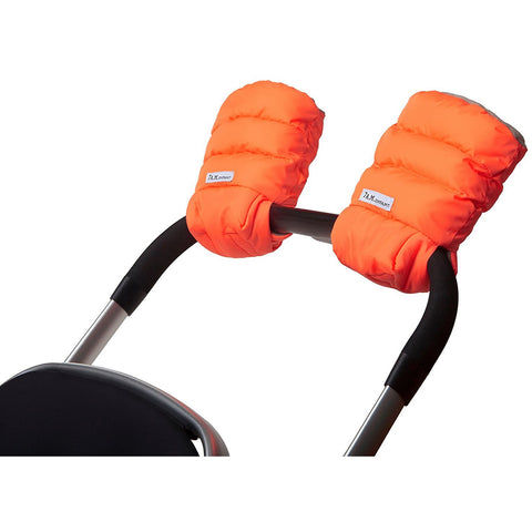 7 A.M. Enfant WarmMuffs 212 Stroller Gloves - Neon Orange