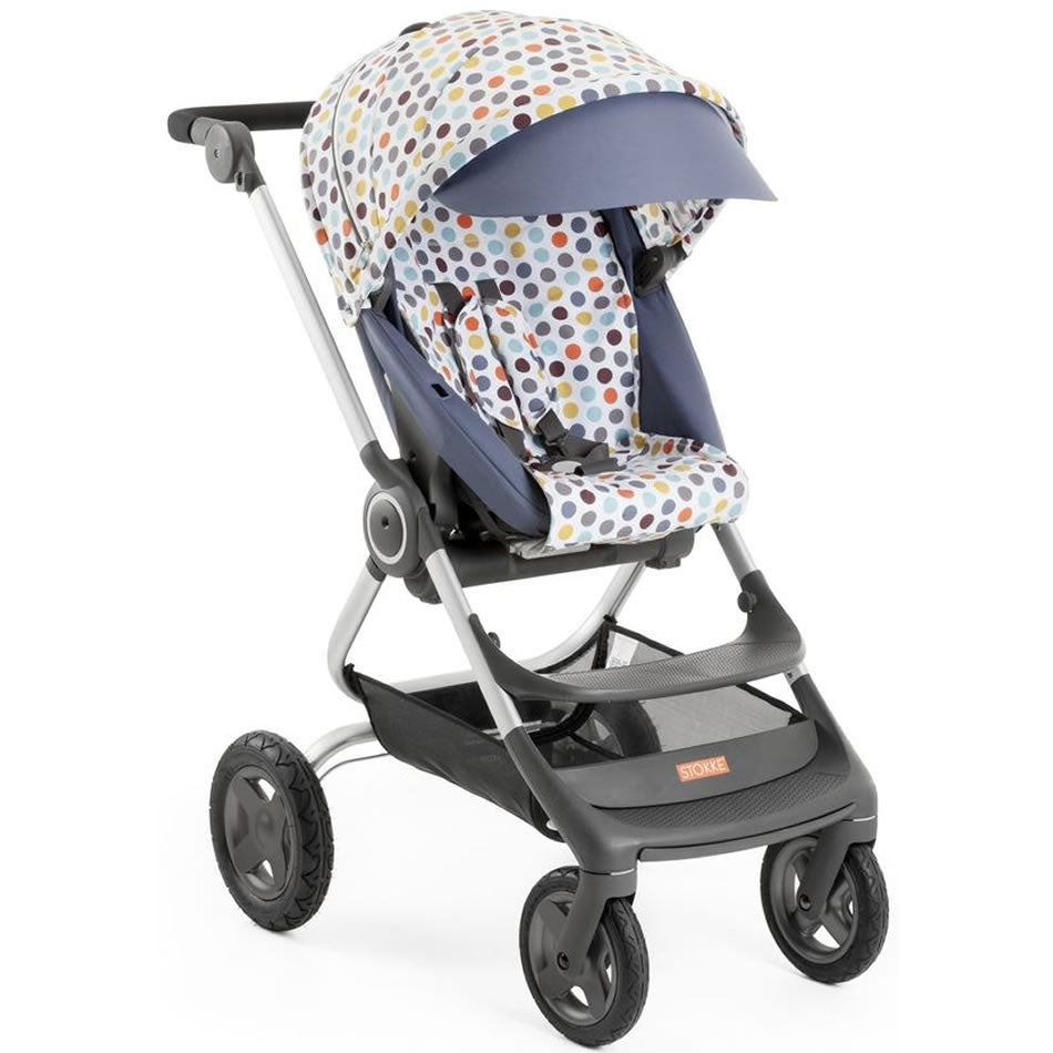 Stokke Scoot Style Kit - Retro Dots