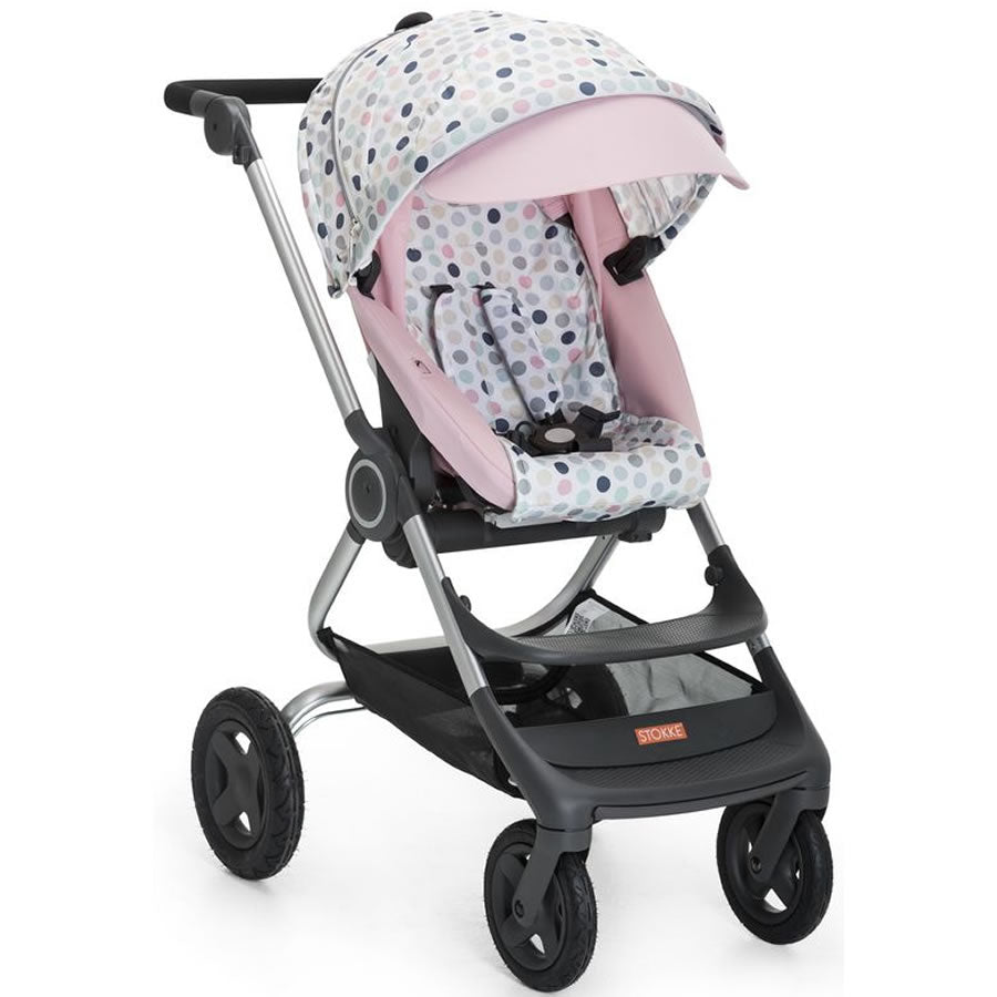 Stokke Scoot Style Kit - Soft Dots