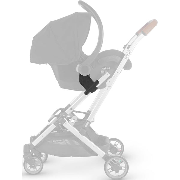 UPPAbaby Minu Adapters for Maxi-Cosi, Nuna and Cybex