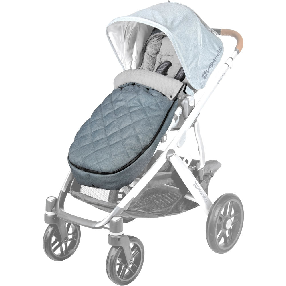 UPPAbaby CozyGanoosh Footmuff, Gregory