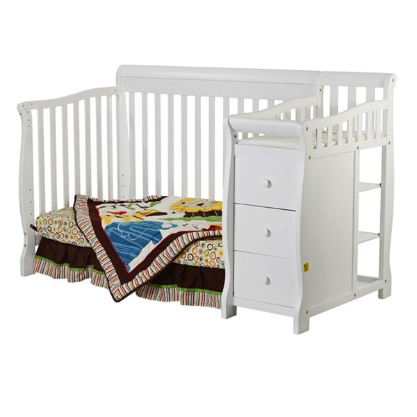 Dream On Me 4 In 1 Brody Convertible Crib With Change