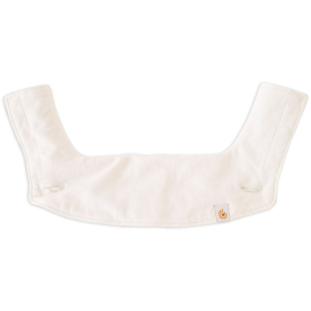 ERGObaby Four Position 360 Carrier Teething Pad & Bib, Natural