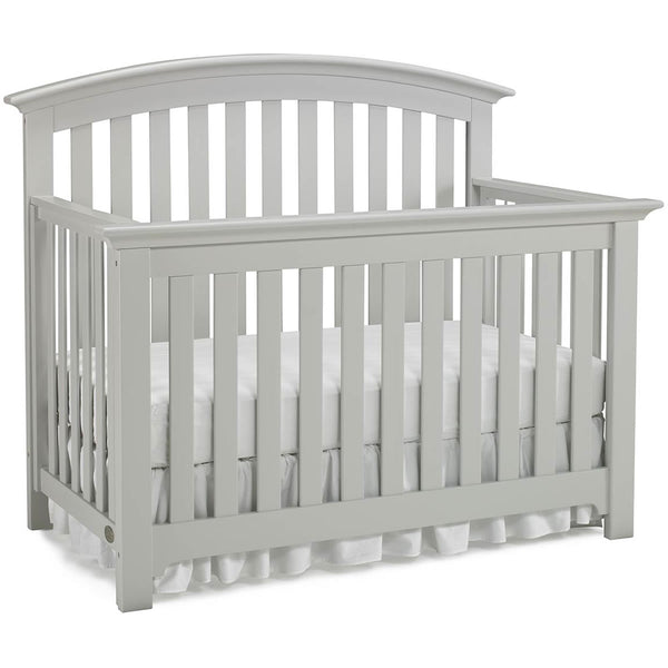 Ti Amo Baci Convertible Crib - Misty Grey