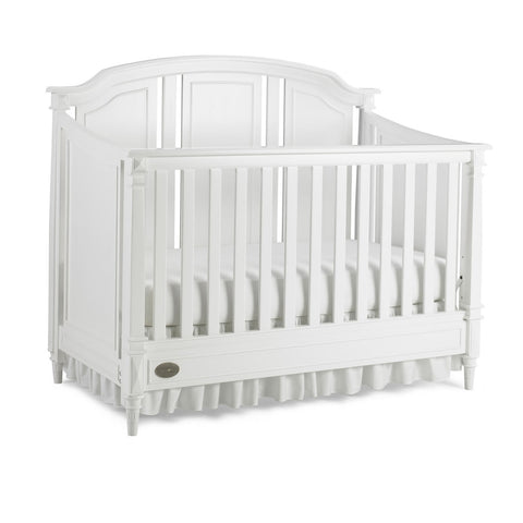 Dolce Babi Bella Lifestyle Crib in Snow White