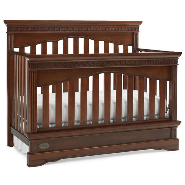Dolce Babi Grazi Lifestyle Crib in Roasted Walnut