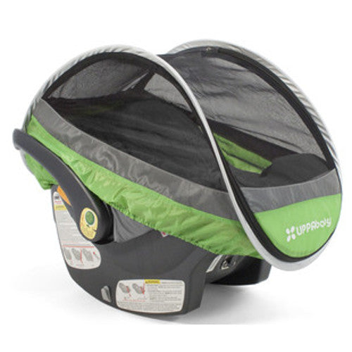 UPPAbaby Cabana Infant Car Seat Shade, Carlin