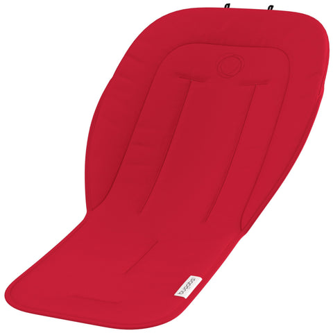 Bugaboo Seat Liner, Red