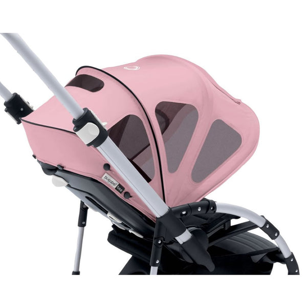 Bugaboo Bee Breezy Sun Canopy, Soft Pink