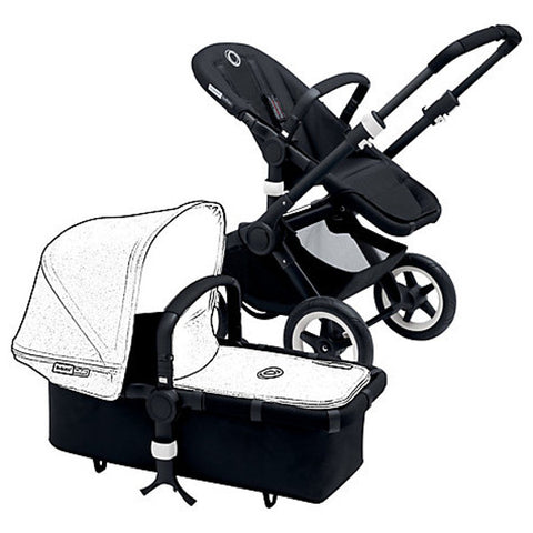 Bugaboo 2015 Buffalo Base, Black