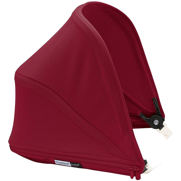 Bugaboo Bee5 Extendable Sun Canopy, Ruby Red