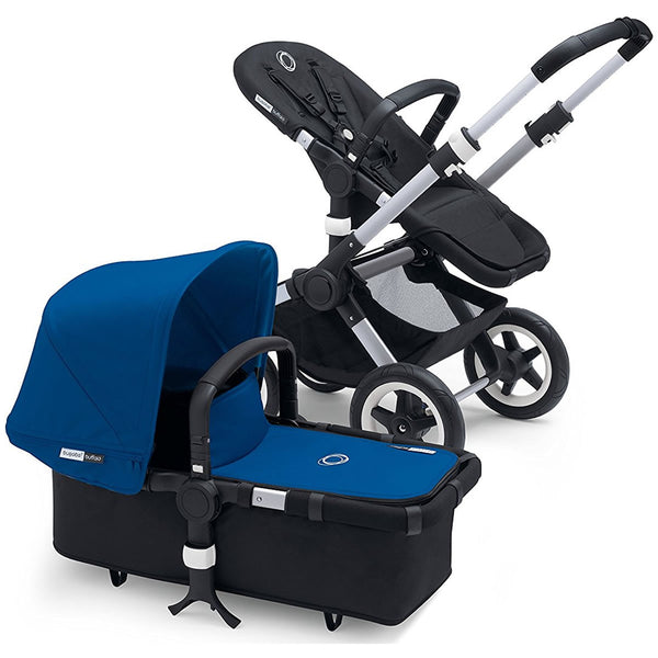 Bugaboo 2016 Buffalo Base, Aluminium/Black