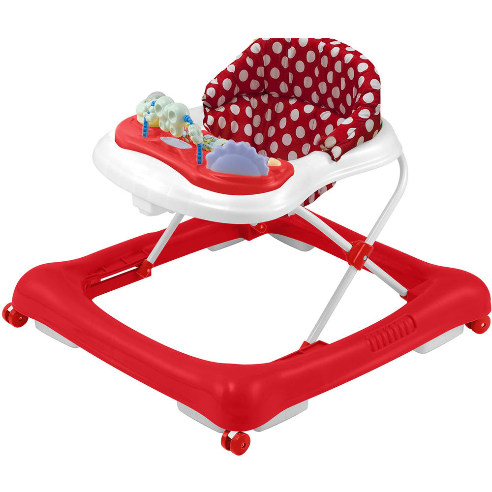 Big Oshi Baby Walker - Red