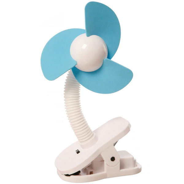 Dreambaby Clip On Fan - Blue