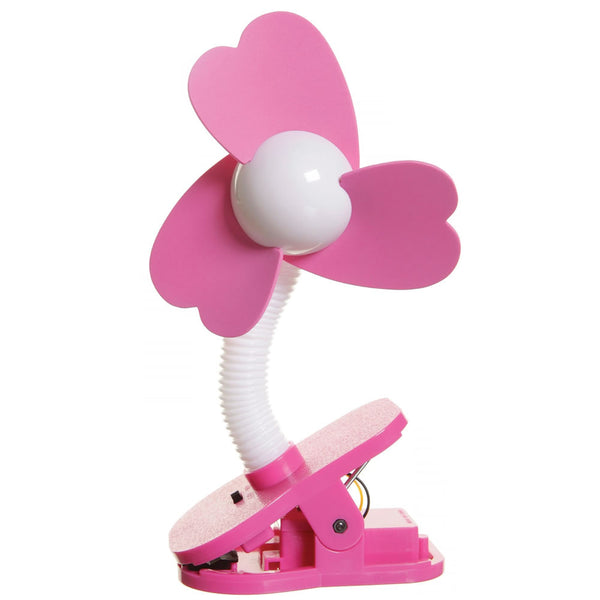 Dreambaby Clip On Fan - Pink