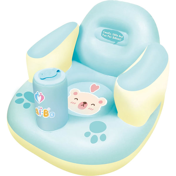 Nai-B K Hamster Inflatable Baby Chair - Mint