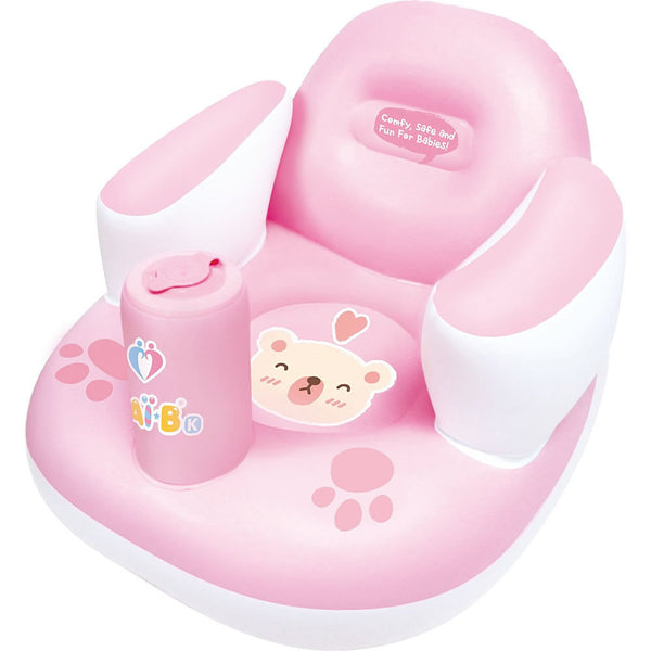Nai-B K Hamster Inflatable Baby Chair - Pink