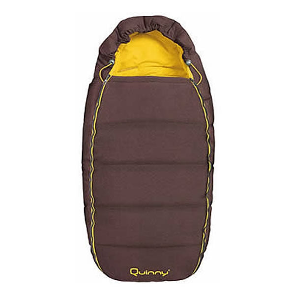 Quinny Buzz Footmuff in Gold