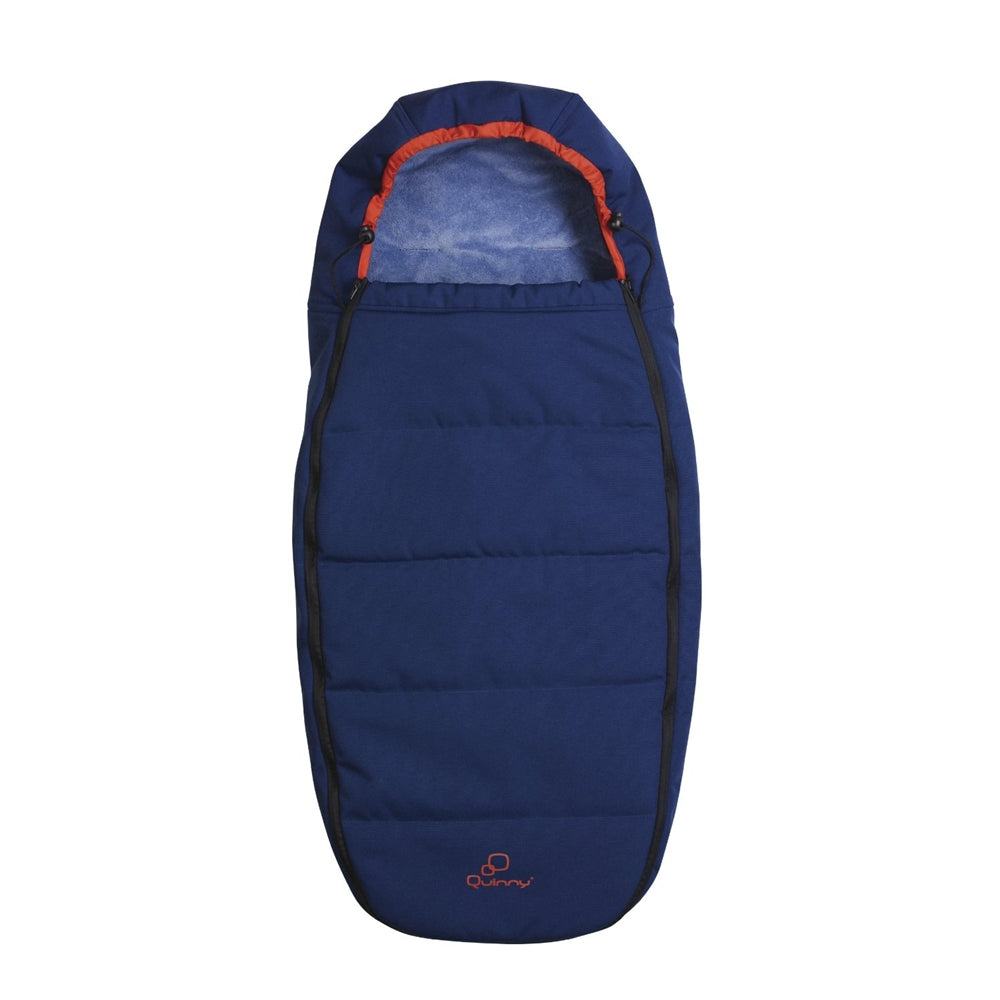 Quinny 2011 Footmuff - Electric Blue