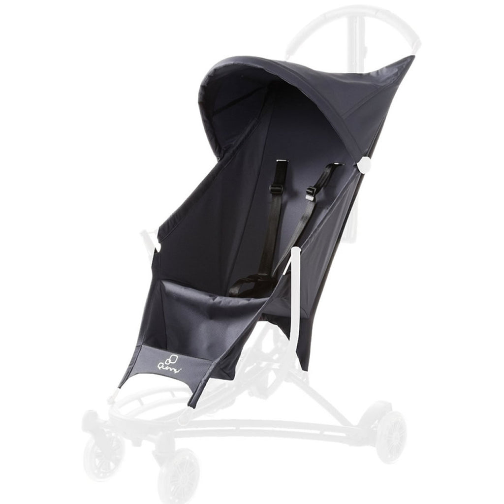 Quinny Yezz Stroller Seat Cover, Grey Road