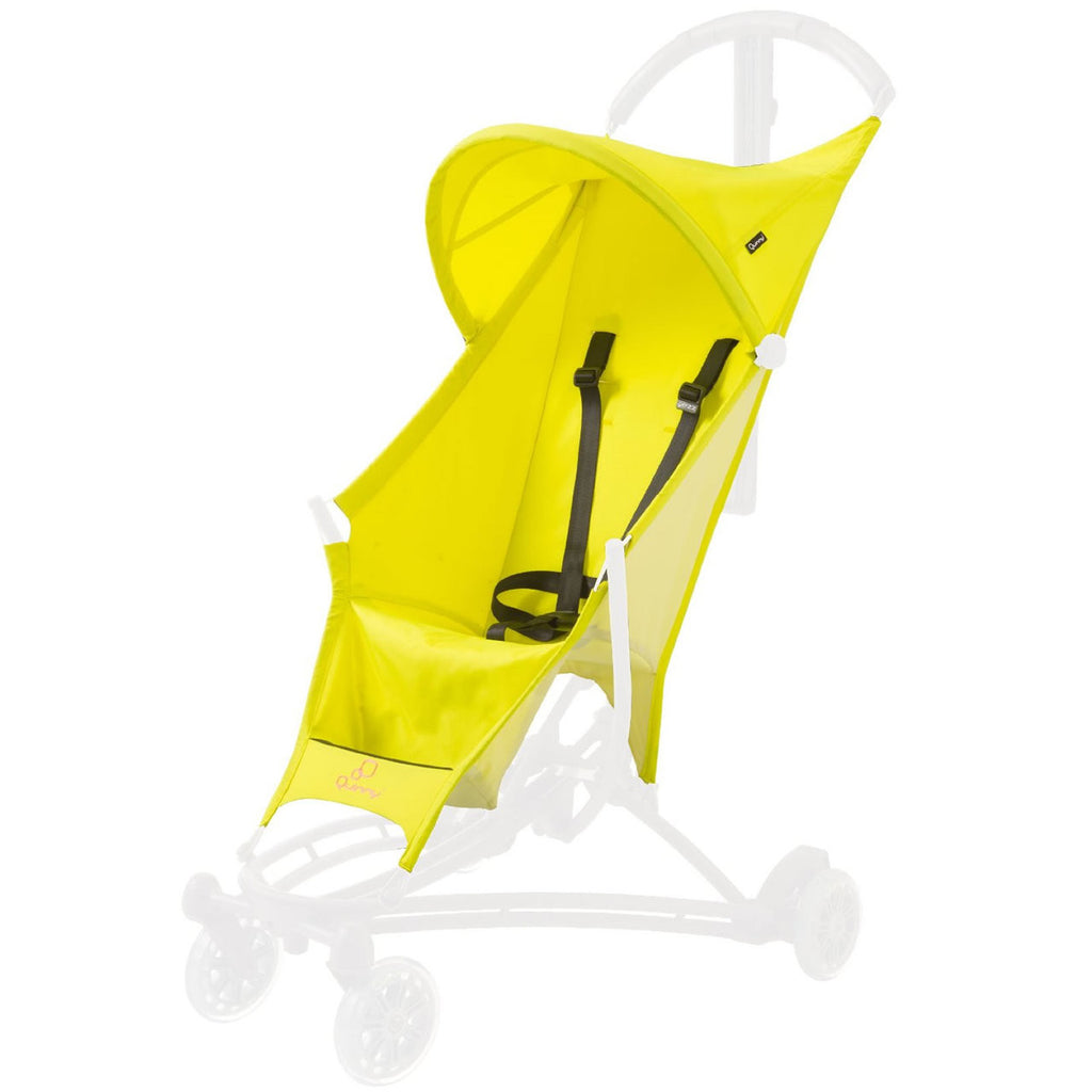 Quinny Yezz Stroller Seat Cover, Sulphur Shade
