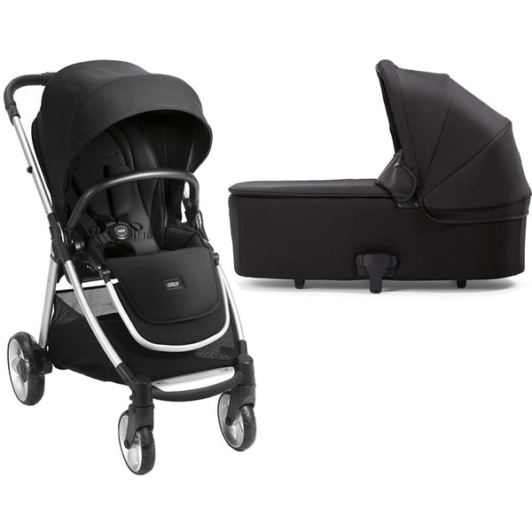 Mamas & Papas Flip XT² Stroller with CarryCot - Black