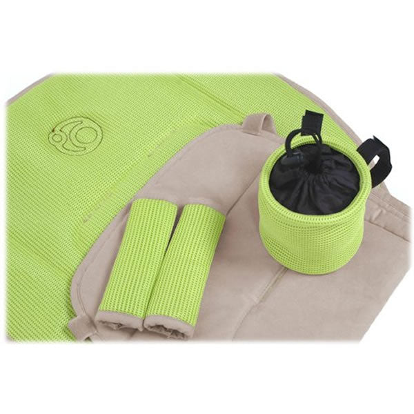 Orbit Toddler Accessory Pack, Lime