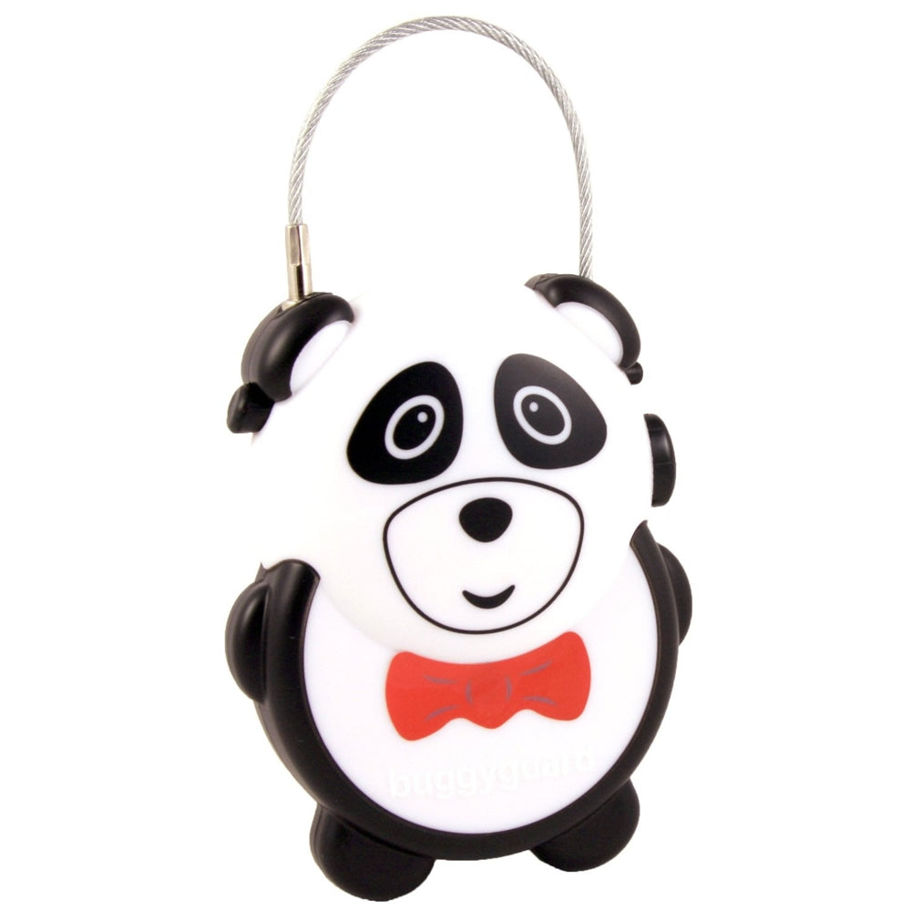 Buggyguard Retractable Stroller Lock - Panda