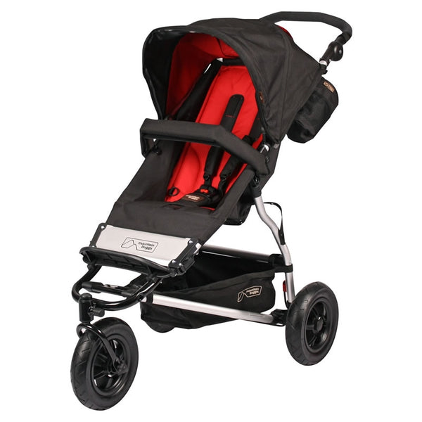 Mountain Buggy Swift Compact Stroller - Chilli