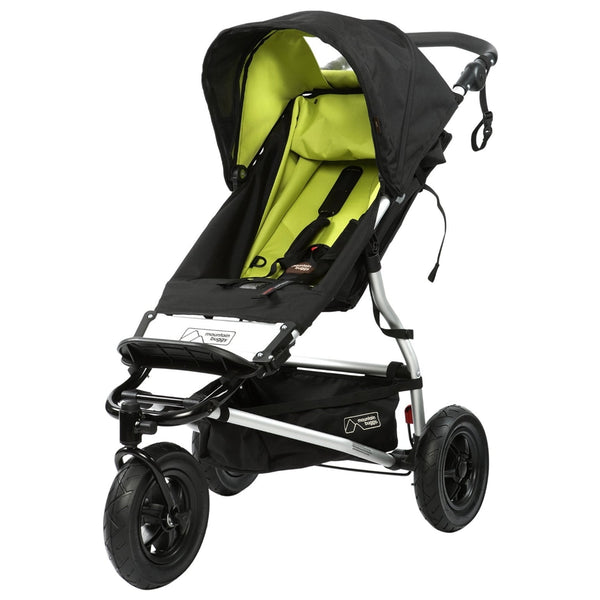 Mountain Buggy Swift Compact Stroller - Lime