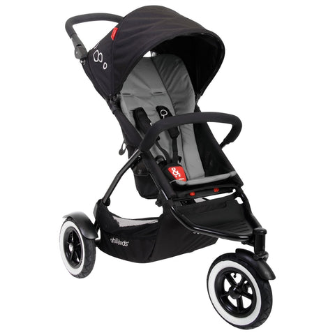 phil&teds DOT Buggy Stroller - Flint
