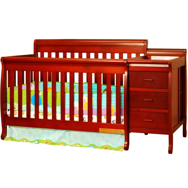 AFG Furniture Ashlee Crib - Cherry