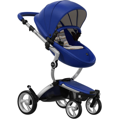 Mima 3G Xari Stroller - Autumn Stripes
