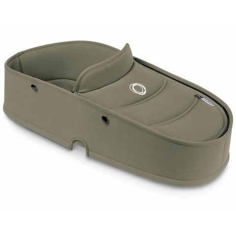 Bee3 Bassinet Tailored Fabric, Dark Khaki