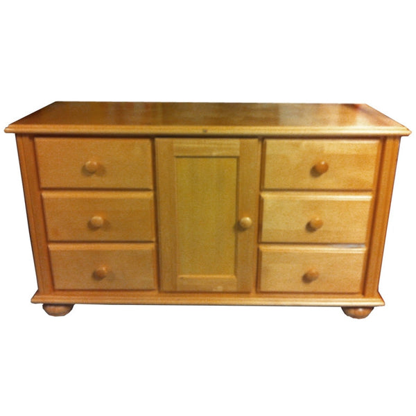 Bonavita Hudson Combo Dresser - Natural Color