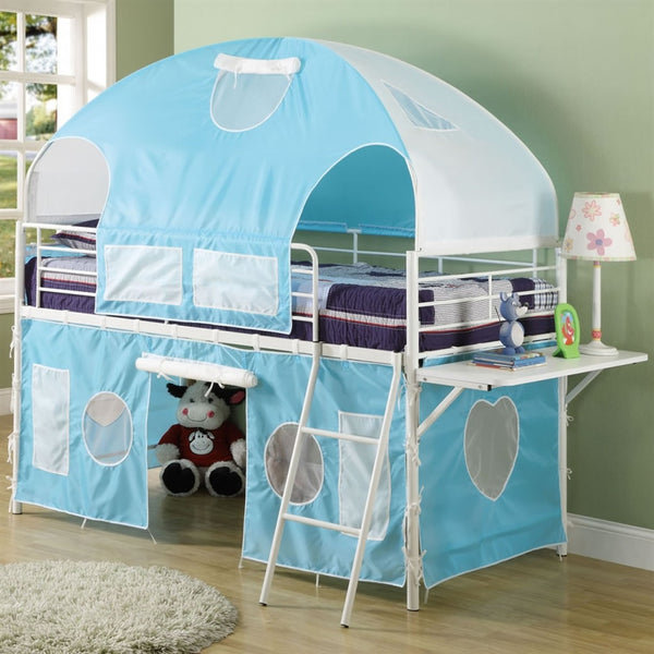 Coaster Furniture 460201 Boy Tent Bunk Bed