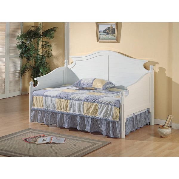 Coaster Furniture Traditional Daybed, White