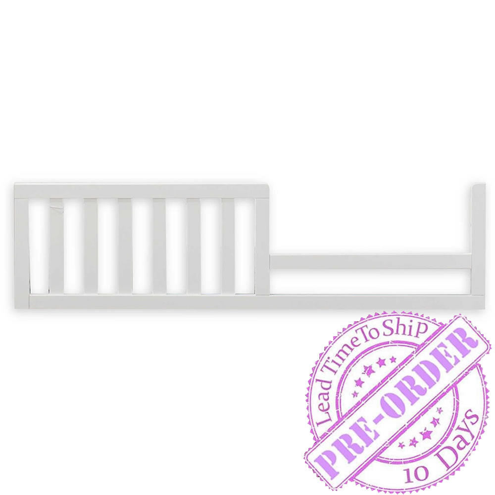 Sorelle Furniture Guard Rail 151 - White