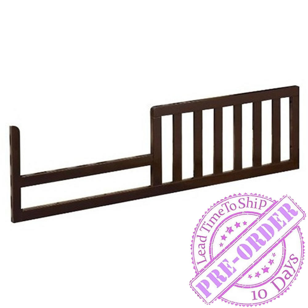 Sorelle Furniture Guard Rail 152 - Espresso
