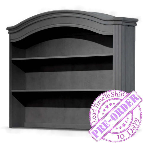 Sorelle Furniture Finley Hutch - Vintage Gray