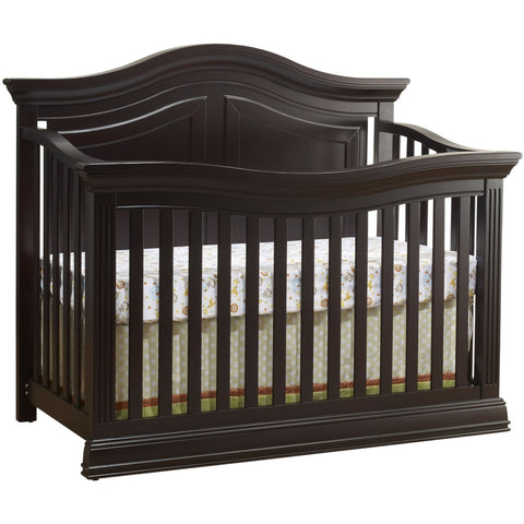 Sorelle Furniture Providence 4 in 1 Crib - Dark Espresso