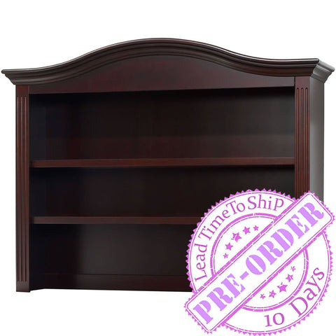Sorelle Furniture Providence Hutch - Dark Espresso