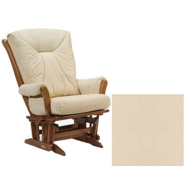 Dutailier Grand Chair Multiposition Reclining 912 Glider in Harvest W/Cushion 4039